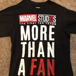 marvel anniversary t shirt